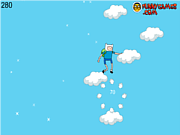 Giochi Adventure Time - Finn Up