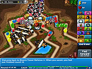 Gioco Difendi la Torre - Bloons Tower Defense 4