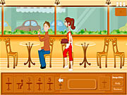 Giochi Cameriera in un Bar - Cafe Waitress
