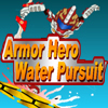 Giochi di Mostri Marini - Armor Hero Water Pursuit