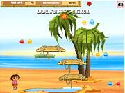 Giochi di Diego e Dora - Beach Treasure