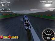 Giochi di Moto 3D - Moon Light Motorway