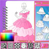 Giochi di Stilista in Carriera - Fashion Studio Princess Dress Design