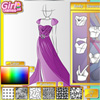Giochi di Disegnare Vestiti - Fashion Studio Red Carpet Dress Design