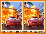 Giochi di Cars 3 - Differenze