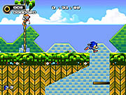 Giochi Sonic -  Ultimate Flash Sonic