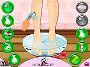 Giochi di Fare la Ceretta - Beauty Leg Makeover