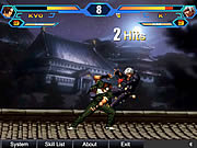 Giochi di Lotta per Pc - King Of Fighters Wing