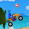 Giochi di ATV da Guidare - Tropical ATV Race